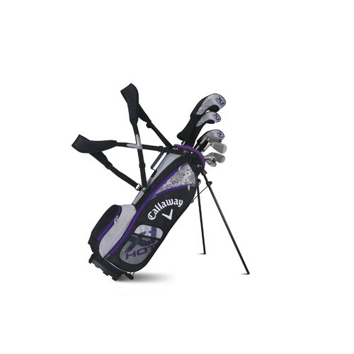 Callaway Girls' XJ Hot Golf Club Set