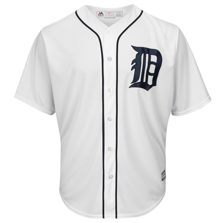 Majestic Men's Detroit Tigers Ian Kinsler #3 Cool Base Replica Jersey - view number 2