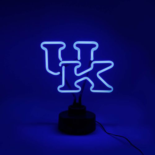 Display product reviews for AES Optics University of Kentucky Neon Table Light