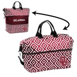 Logo™ Women's University of Oklahoma Double Diamond Expandable Tote Bag