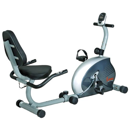 Sunny Health & Fitness SF-RB921 Magnetic Recumbent Exercise Bike