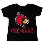 Atlanta Hosiery Company Toddlers' University of Louisville T-shirt