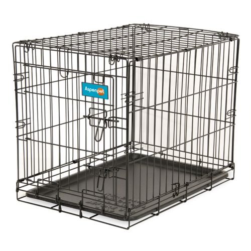 "Aspen Pet Medium Home Training 24"" Wire Kennel"