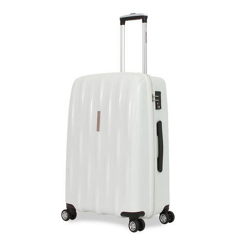 "SwissGear 24"" Upright Hard-Sided Spinner Suitcase"