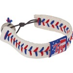 GameWear Adults' Tampa Bay Rays Stars and Stripes Baseball Bracelet