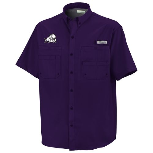 Display product reviews for Columbia Sportswear™ Men's Texas Christian University Collegiate Tamiami™ Shirt