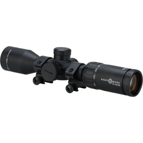 Sightmark Core SX 1.5 - 4.5 x 32 Crossbow Scope - view number 2