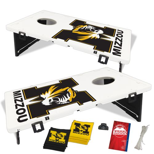 BAGGO® University of Missouri Beanbag Toss Game