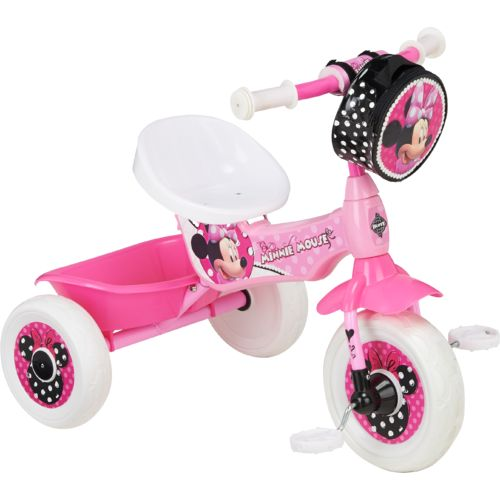 Huffy Girls' Disney Minnie Mouse Tricycle