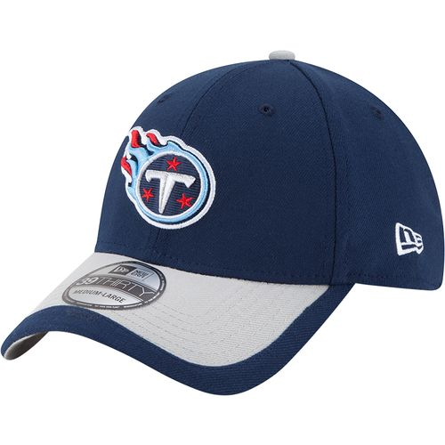 New Era Men's Tennessee Titans Reverse Sideline On Field 39THIRTY Cap