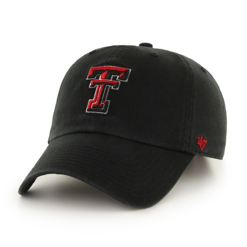 '47 Men's Texas Tech University Cleanup Cap