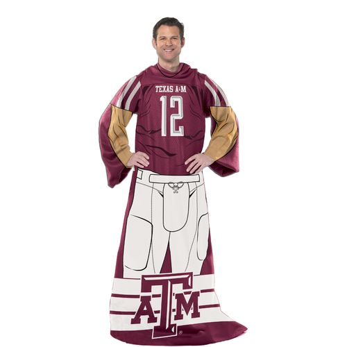 The Northwest Company Texas A&M University Uniform Comfy Throw