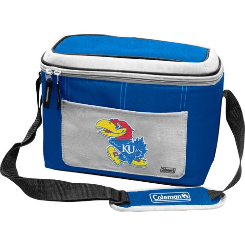 Coleman® University of Kansas 12-Can Soft-Sided Cooler
