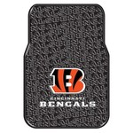 The Northwest Company Cincinnati Bengals Front Car Floor Mats 2-Pack
