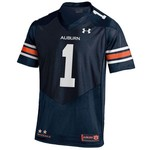 Under Armour® Kids' Auburn University Replica Football Jersey