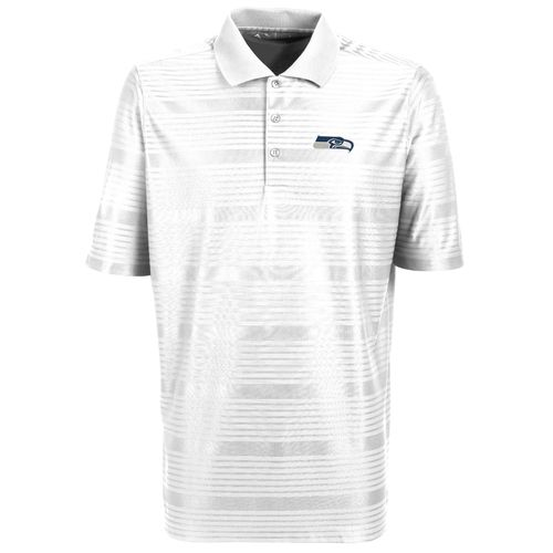 Antigua Men's Seattle Seahawks Illusion Polo Shirt