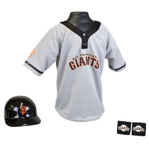 Franklin Kids' San Francisco Giants Uniform Set