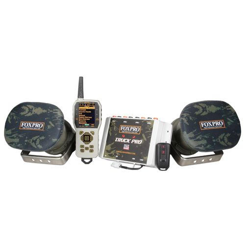 Display product reviews for FOXPRO® TruckPro Electronic Call System