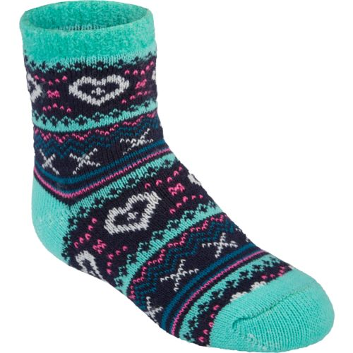 Magellan Outdoors™ Women's Lodge Heart Quarter Socks