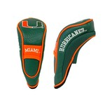 Team Golf University of Miami Hybrid Head Cover - view number 1