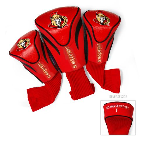 Team Golf Ottawa Senators Contour Sock Head Covers