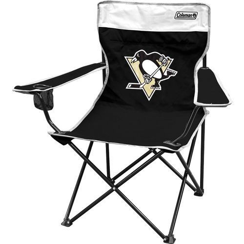 Coleman® Pittsburgh Penguins Quad Chair