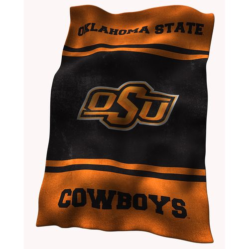 Logo™ Oklahoma State University Ultrasoft Blanket - view number 1