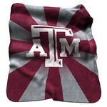Logo™ Texas A&M University Raschel Throw