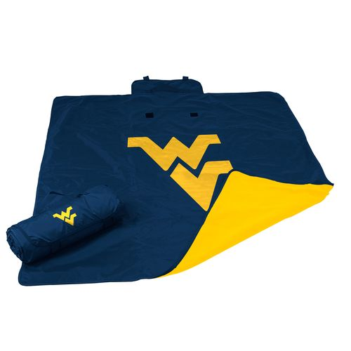 Logo™ West Virginia University All-Weather Blanket