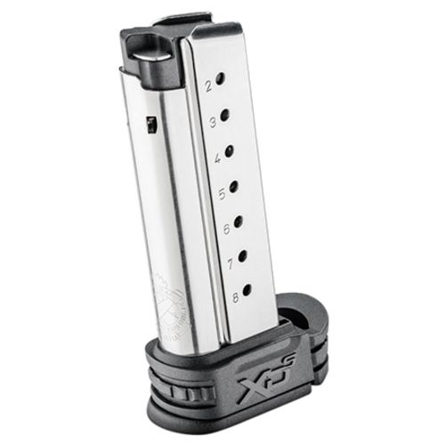 Display product reviews for Springfield Armory XD-S 9mm Replacement 8-Round Box Magazine