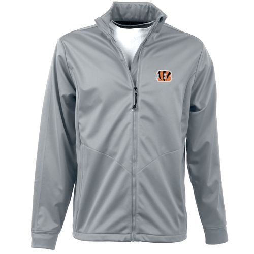 Antigua Men's Cincinnati Bengals Golf Jacket