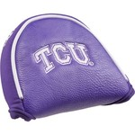 Team Golf Texas Christian University Mallet Putter Cover - view number 1