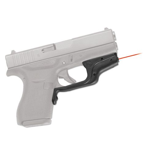 Crimson Trace™ Laserguard GLOCK 42/43 LG-443 Red Laser Sight