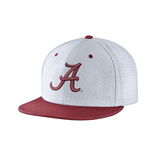 Nike™ Men's University of Alabama True Vapor Fitted Cap