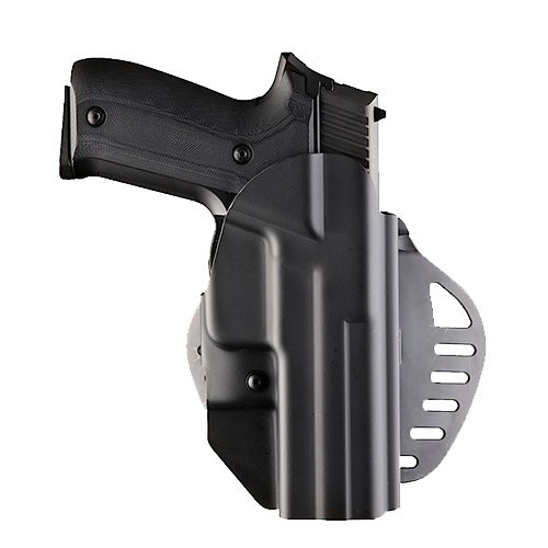 Hogue PowerSpeed Size 5 Polymer Formed Retention Holster - view number 1