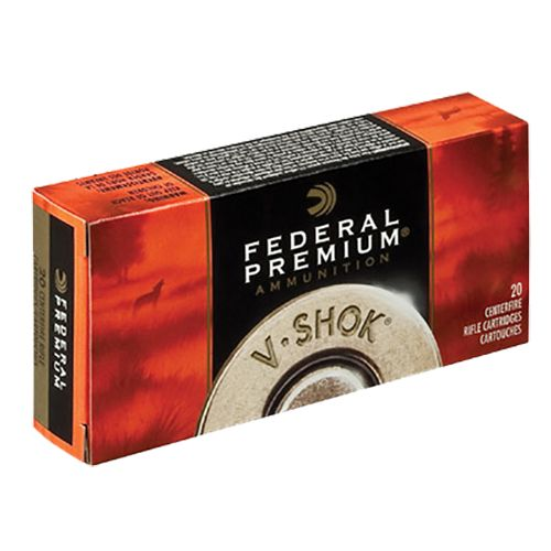 Federal Premium .223 Remington/5.56 NATO 55-Grain Centerfire Rifle Ammunition