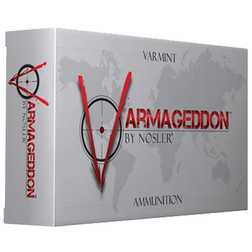 Nosler Varmageddon .223 Remington/5.56 NATO 55-Grain Centerfire Rifle Ammunition
