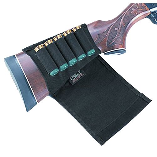 Display product reviews for Uncle Mike's Shotgun Buttstock 5-Shell Holder