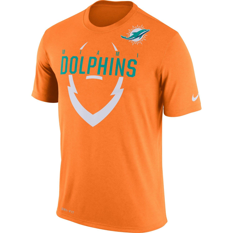 Nike Men's Miami Dolphins Icon T-shirt