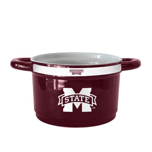 Boelter Brands Mississippi State University Gametime 23 oz. Ceramic Bowl