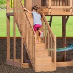 Backyard Discovery™ Oceanview Wooden Swing Set - view number 8