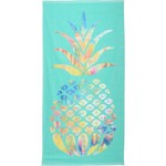 O'Rageous® Pineapple Beach Towel