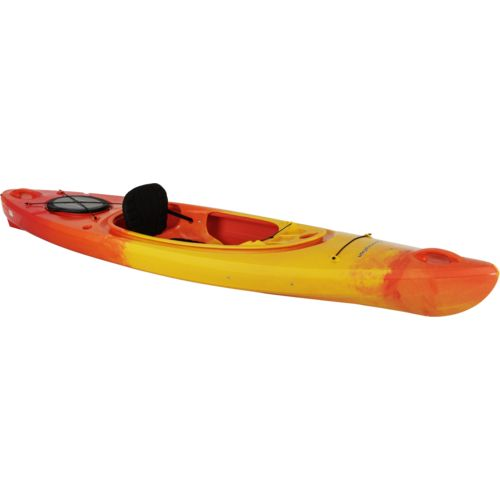 "Display product reviews for Perception Odyssey 11'6"" Sit-Inside Kayak"