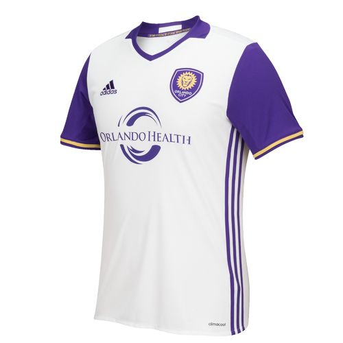 adidas™ Men's Orlando City SC Replica Short Sleeve Jersey
