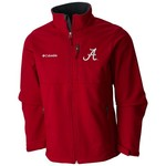 Columbia Sportswear™ Men's University of Alabama Ascender™ Softshell Jacket