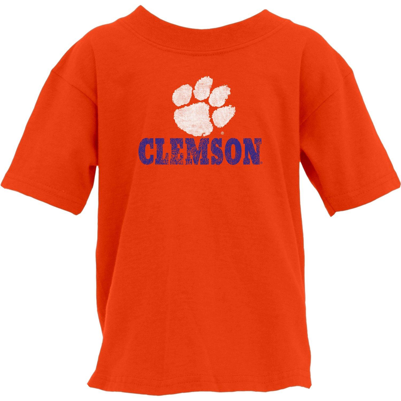 Blue 84 Kids 39 Clemson University Short Sleeve T Shirt