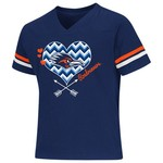 Colosseum Athletics Girls' University of Texas at San Antonio Football Fan T-shirt