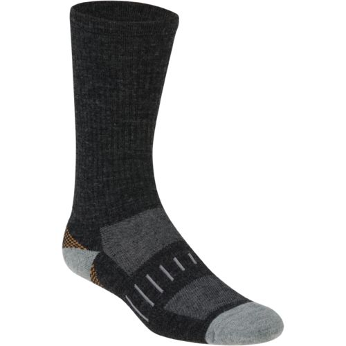 Magellan Outdoors™ Men's Merino Wool Blend Midcalf Socks 2-Pack