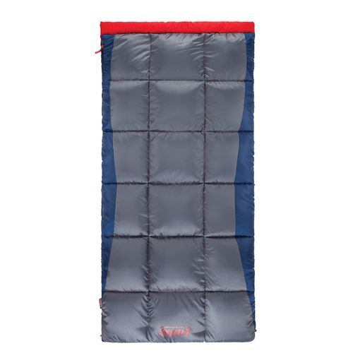 Coleman™ Heaton Peak™ 50°F Big & Tall Sleeping Bag - view number 3