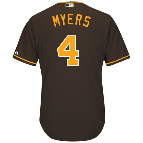 Majestic Men's San Diego Padres Wil Myers #4 Cool Base Replica Jersey